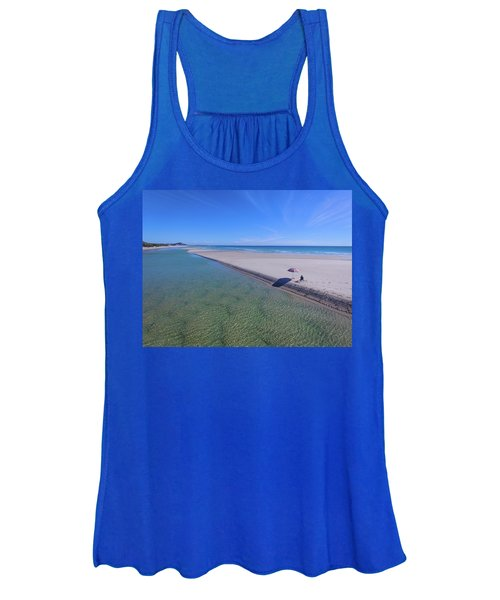 Beautiful One Day And Perfect The Next Women's Tank Top
