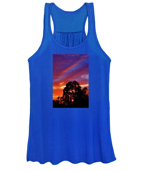 Being There Women's Tank Top
