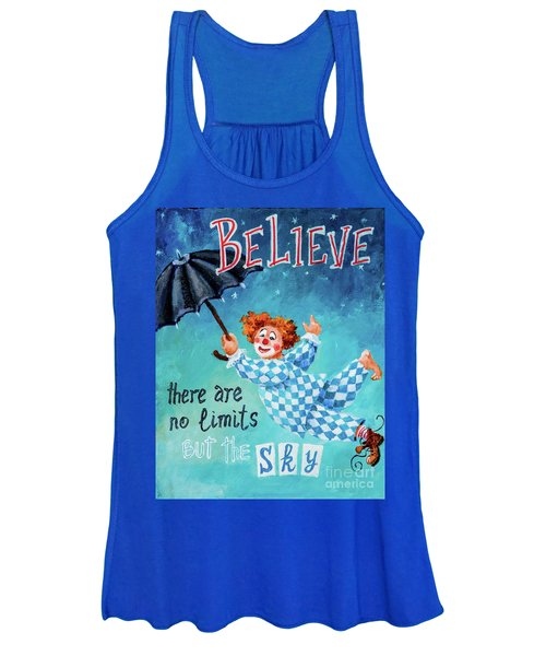 Believe Women's Tank Top