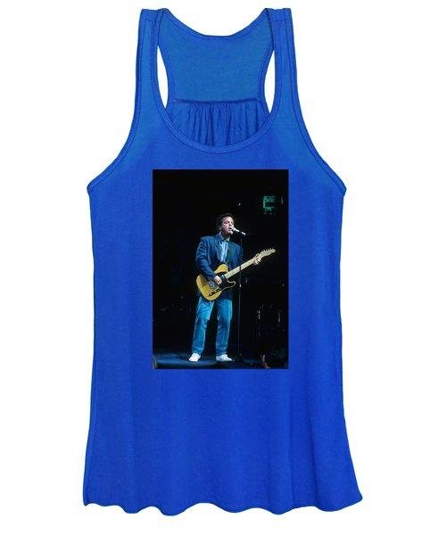 Billy Joel Women's Tank Top