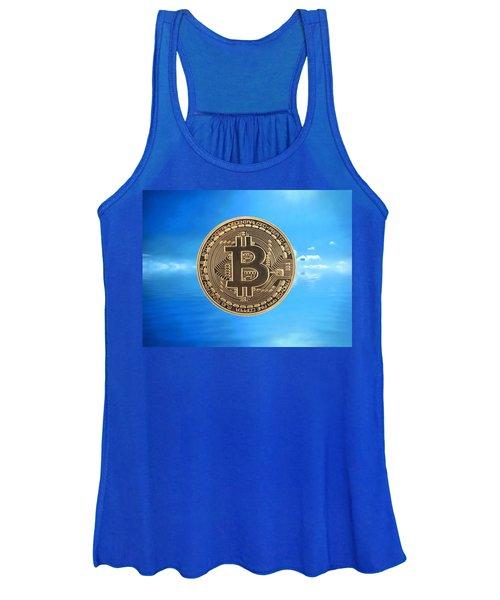 Bitcoin Revolution Women's Tank Top