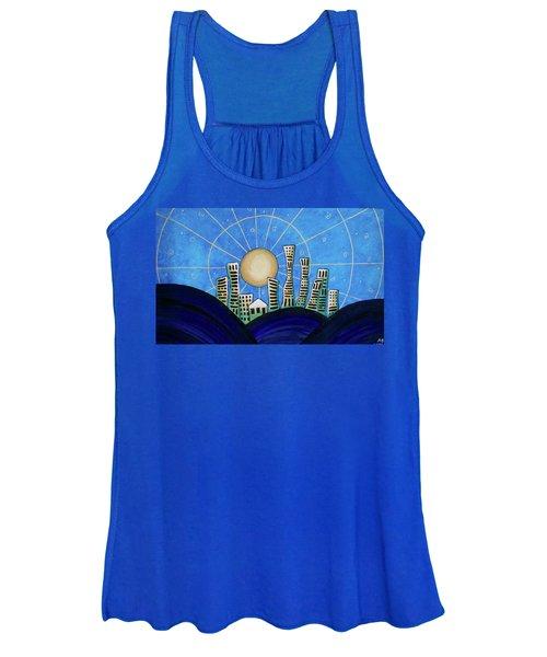 Blue City  Women's Tank Top