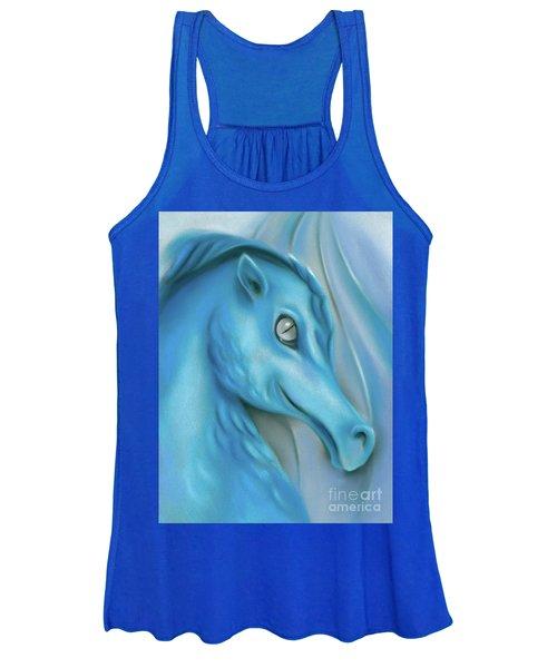 Blue Dragon Women's Tank Top