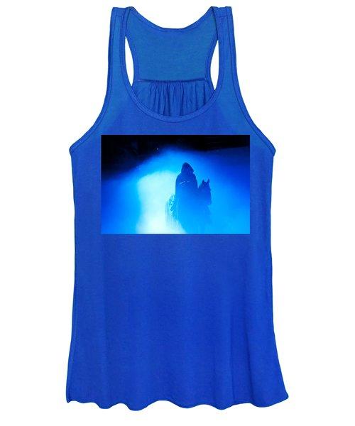 Blue Knight Women's Tank Top