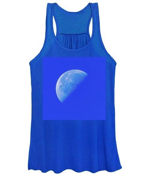 Blue Moon Women's Tank Top
