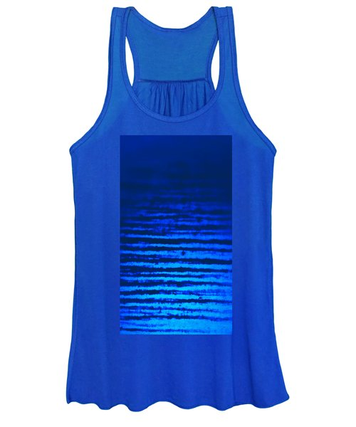 Blue Sea Dream Women's Tank Top