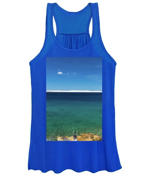 Bora In Velebit Kanal I Women's Tank Top