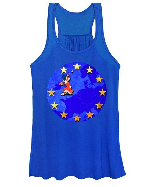 Brexit Women's Tank Top