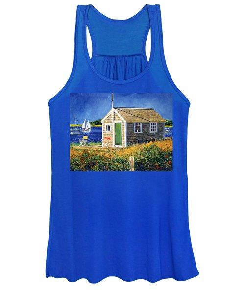 Cape Cod Boat House Women's Tank Top