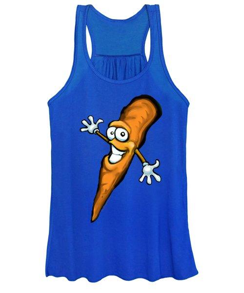 Carrot Women's Tank Top