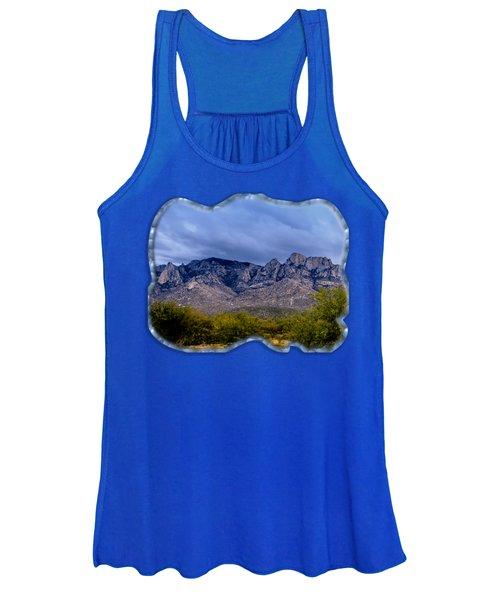 Catalina Mountains P1 Women's Tank Top