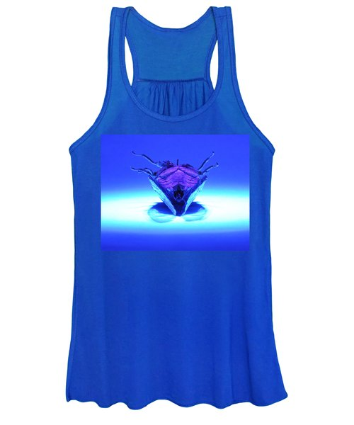 Cicada In Uv Women's Tank Top