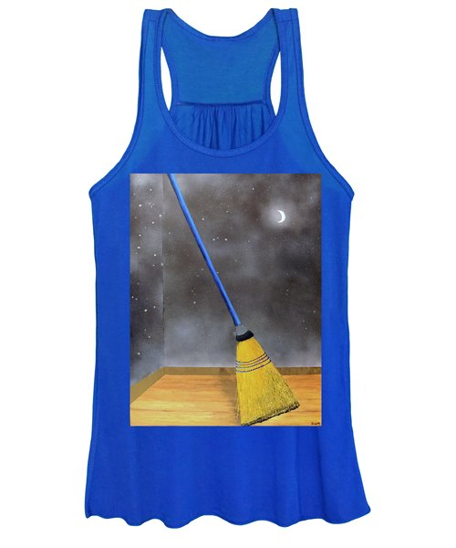 Cleaning Out The Universe Women's Tank Top