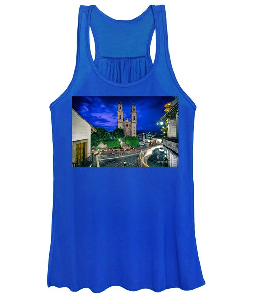 Colonial Town Of Taxco, Mexico Women's Tank Top