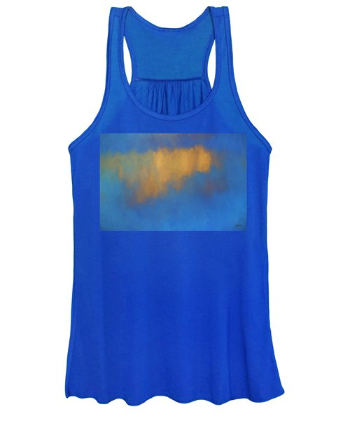Color Abstraction Lvi Women's Tank Top