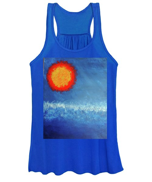Coming To A Boil Women's Tank Top