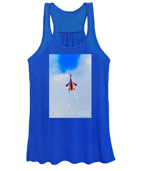 Constrained Women's Tank Top