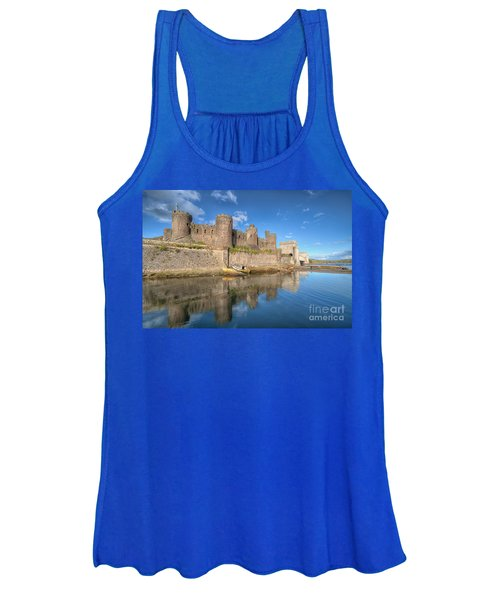 Conwy Castle Women's Tank Top