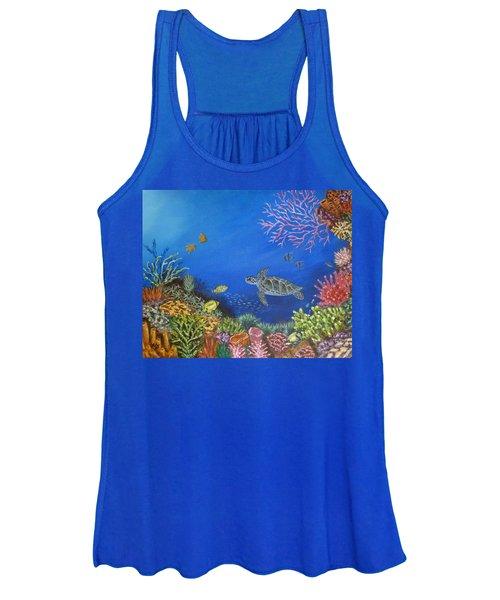 Coral Reef Women's Tank Top