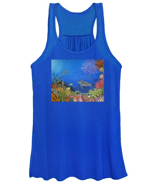 Coral Reef Women's Tank Top