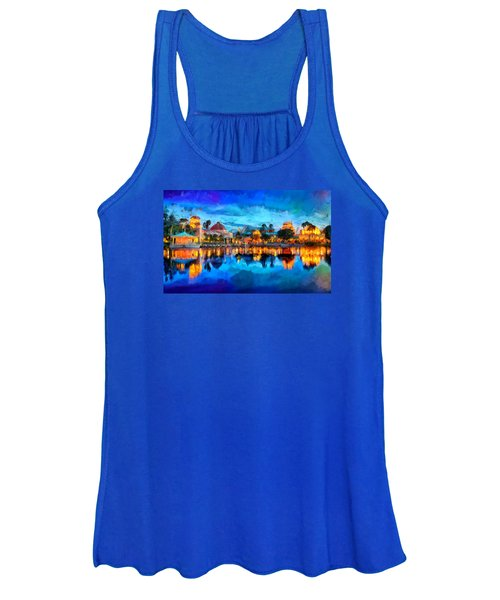 Coronado Springs Resort Women's Tank Top