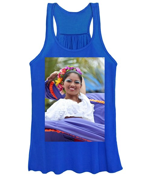 Costa Maya Dancer Women's Tank Top