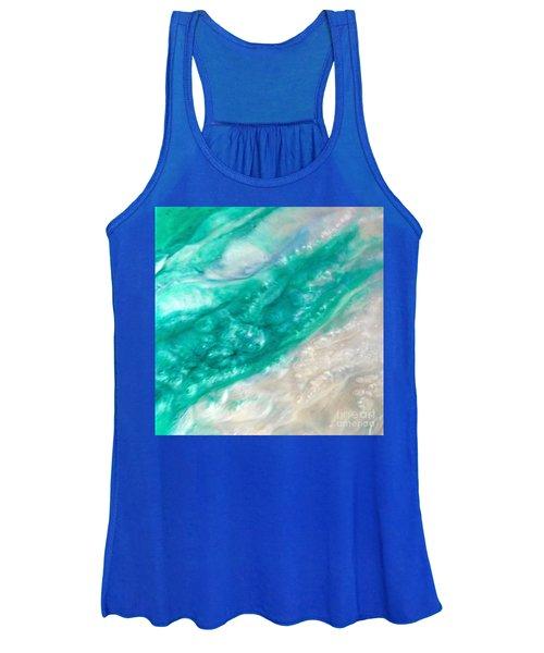 Crystal Wave11 Women's Tank Top