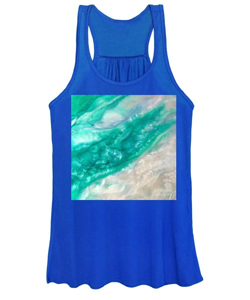 Crystal Wave11 Women's Tank Top