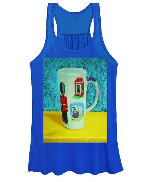 Cup Of London Java Women's Tank Top