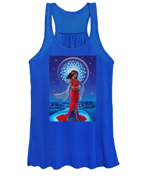 Dahlia - Attend To Your Shadows Women's Tank Top
