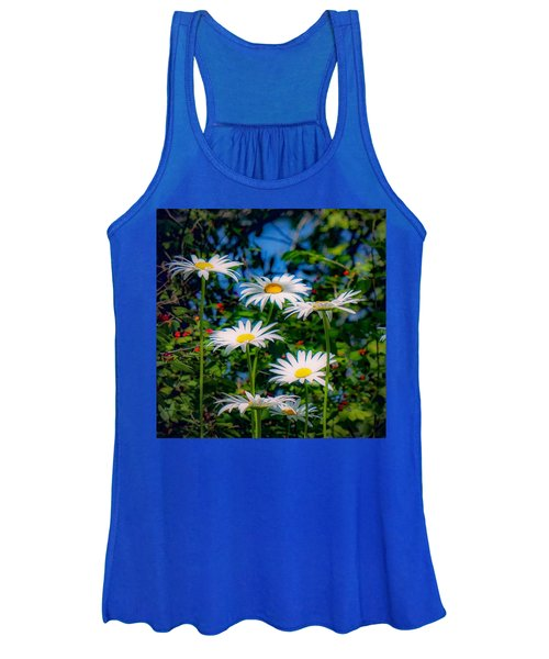Daisies And Friends Women's Tank Top