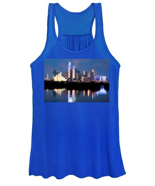 Dallas Skyline May 2015 Women's Tank Top