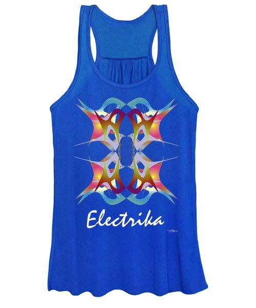 Dance Electric 3 Women's Tank Top