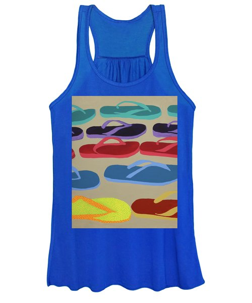 Dare To Be Different Women's Tank Top