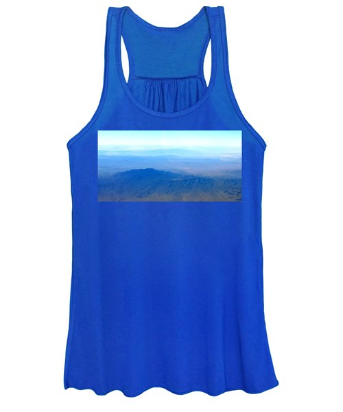 Desert Blues Women's Tank Top