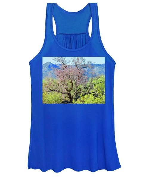 Desert Ironwood Beauty Women's Tank Top