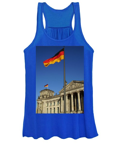 Deutscher Bundestag Women's Tank Top