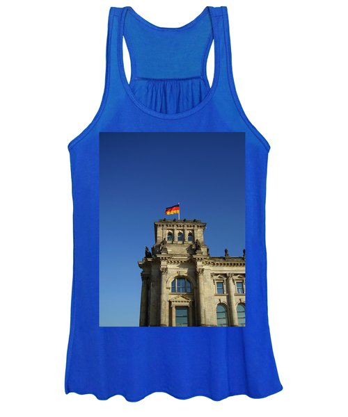 Deutscher Bundestag II Women's Tank Top
