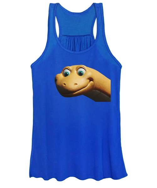 Dino Women's Tank Top