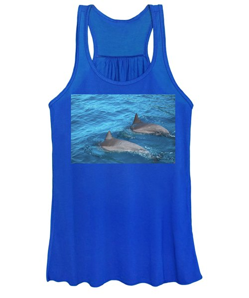 Dive On In Women's Tank Top