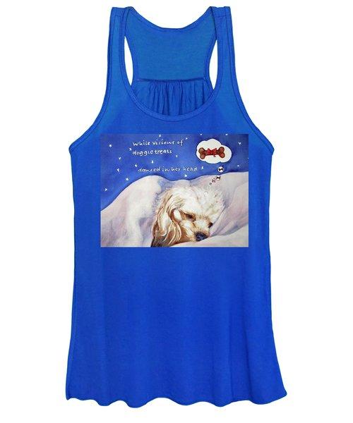 Doggie Dreams Women's Tank Top