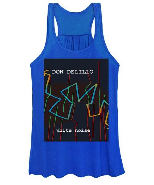 Don Delillo Poster  Women's Tank Top