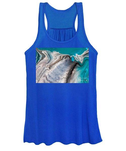 Dreams Like Ocean Women's Tank Top