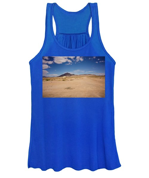 Dry And Oily Women's Tank Top
