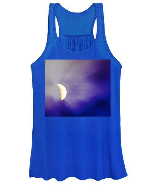 Aries Moon During The Total Lunar Eclipse 3 Women's Tank Top