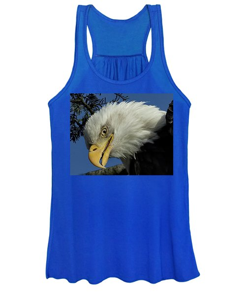 Eagle Head Women's Tank Top