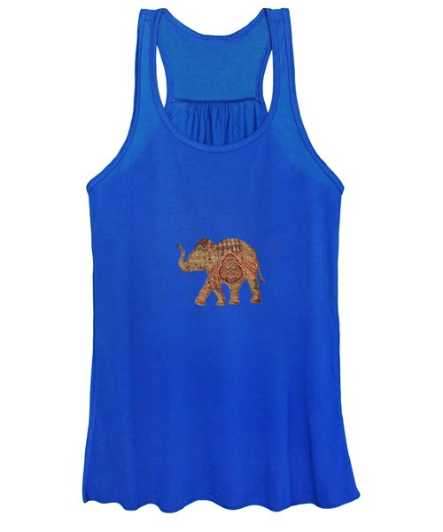 Elephant Baby Women's Tank Top