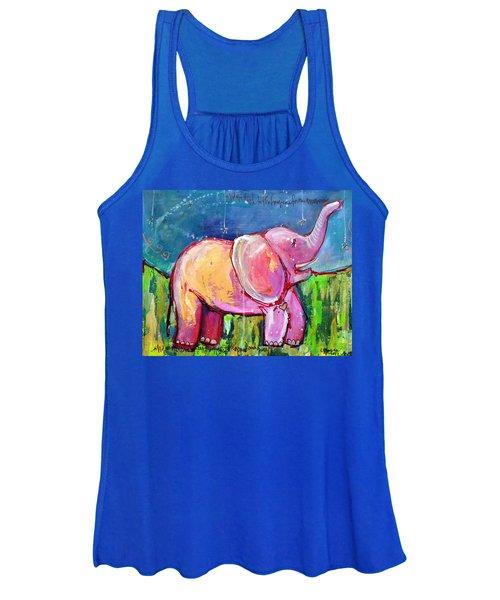 Emily's Elephant 2 Women's Tank Top