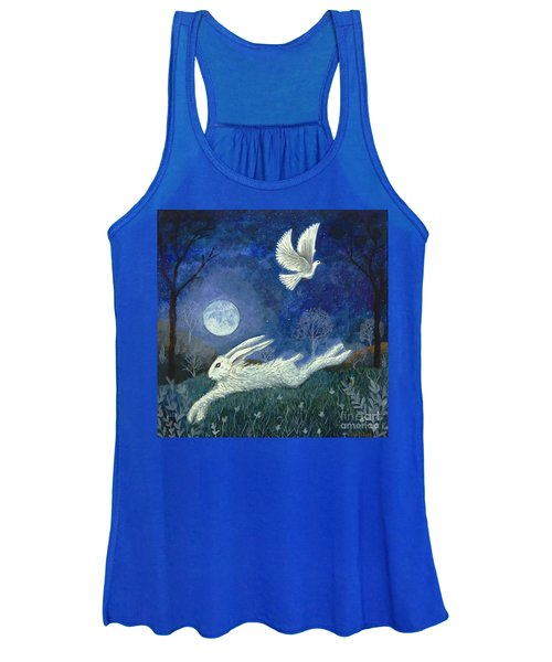 Escape With A Blessing Women's Tank Top