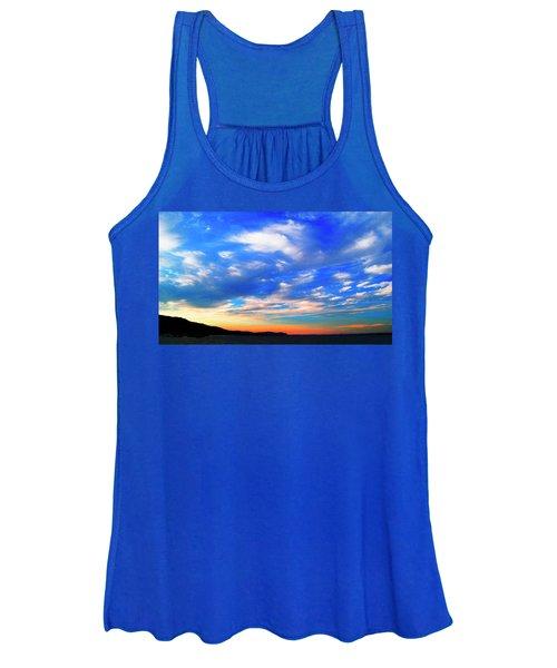 Estuary Skyscape Women's Tank Top